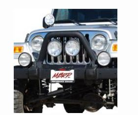 Jeep Wrangler Brush Amp Grille Guards Jk Jeep Accessories