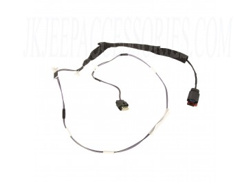 wrangler door wiring harness custom wiring diagram \u2022 yj wiring harness this front left door wiring harness from omix ada fits 07 10 jeep rh jkjeepaccessories com jeep wj door wiring harness 2014 jeep wrangler door wiring