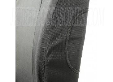 E-Ballistic Seat Cover Set Front Black  JK