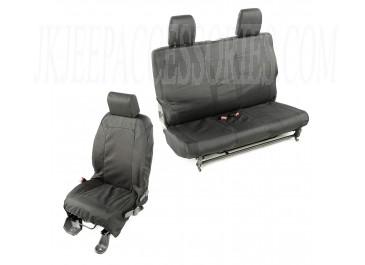 Elite Ballistic Seat Cover Set  JK 2 Door