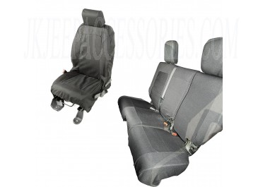 Elite Ballistic Seat Cover Set  JKU 4 Door