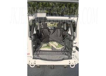 C3 Cargo Cover Without Subwoofer