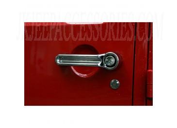 Door Handle Cover, 07-15 Jeep Wrangler