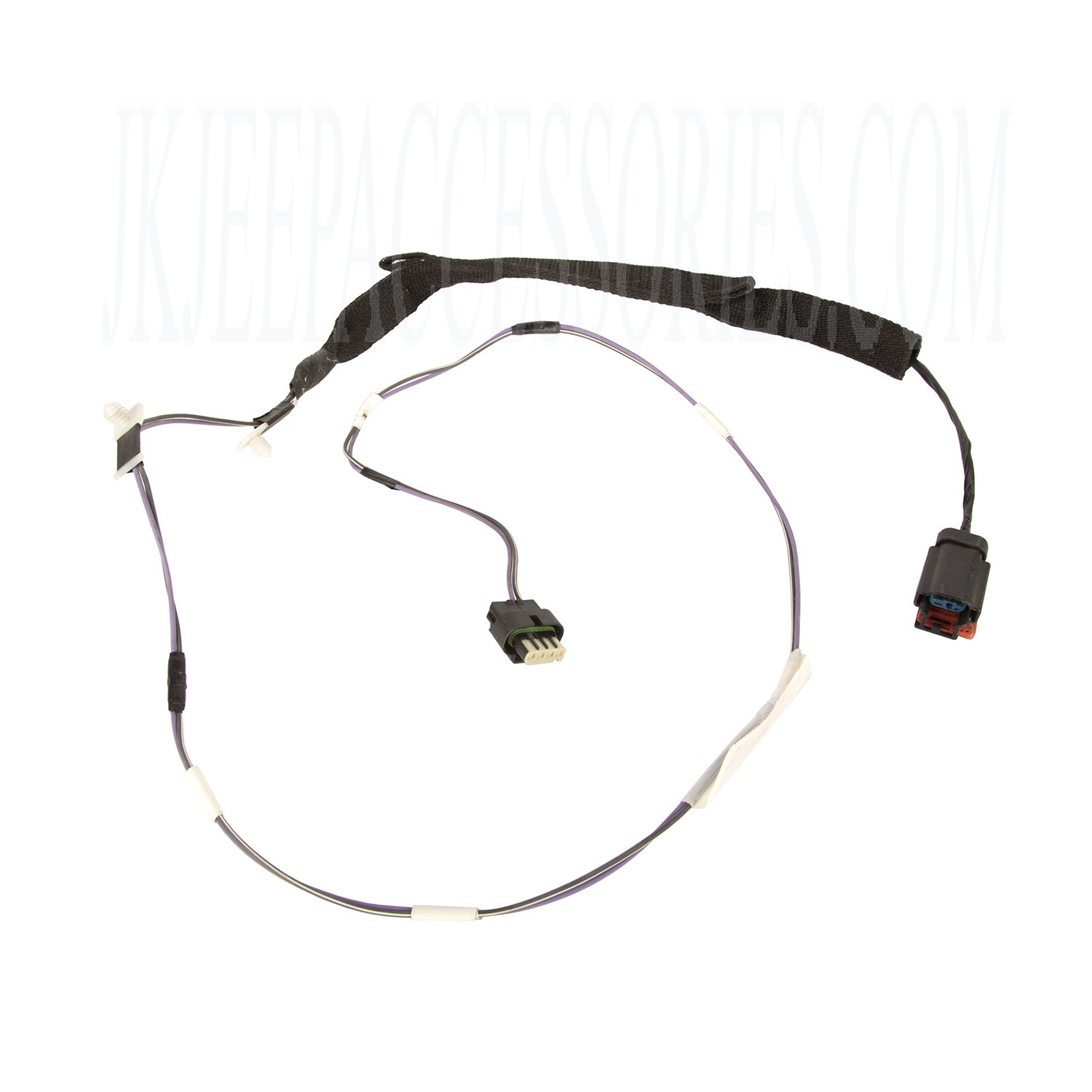 this front left door wiring harness from omix