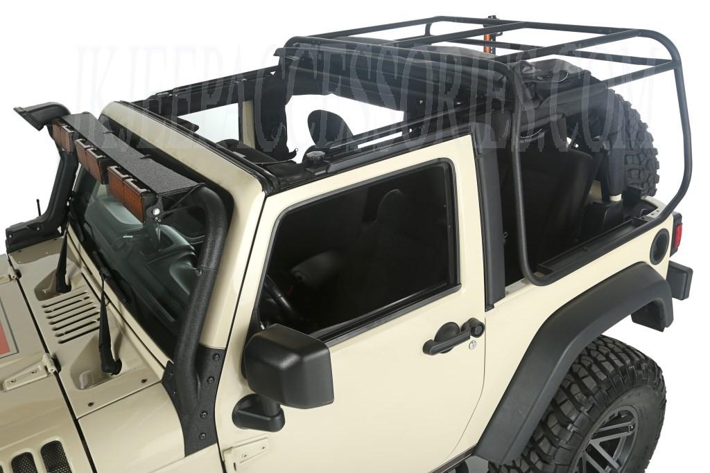 Exo Top 07 15 Jeep Wrangler Jk 2 Door
