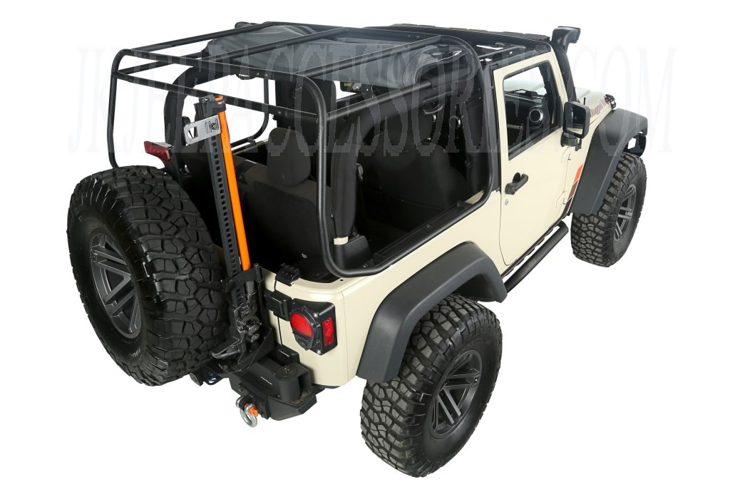 Exo Top 07 15 Jeep Wrangler Jk 2 Door