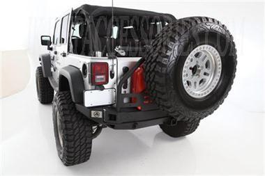 xrc atlas rear bumper  tire carrier