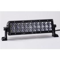 "10"" E-Series Clear Combination Flood and Spot Light Bar"