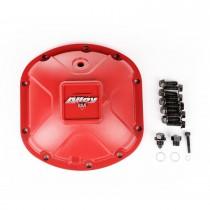 Aluminum Differential Cover Dana 30 Red