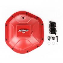 Aluminum Differential Cover Dana 44 Red