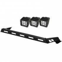 Hood Light Bar Kit, 3 Cube LED Lights