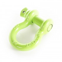 D-Shackle  3/4-Inch  9500 Pound  Green
