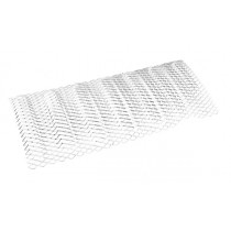 Stainless Steel Grille Insert 07-17 Jeep Wrangler