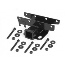 2-Inch Receiver Hitch 07-17 Jeep Wrangler (JK)