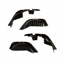 Gen 2 All-Terrain Fender Liner Kit 07-18 Jeep Wrangler JK