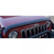 Hood Guard Body Armor 07-17 Jeep Wrangler