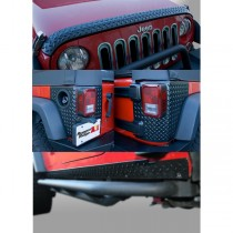 5-Piece Body Armor Guard Kit 07-17 Jeep Wrangler Unlimited (JK)