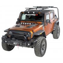 Sherpa Roof Rack Kit Jeep Wrangler Unlimited JK 4-Door