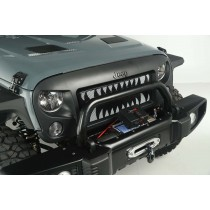 Spartan Angry Grille Monster Teeth Insert