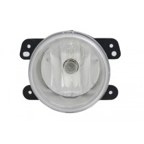 Fog Light Assembly 11-17 Jeep Grand Cherokee and 10-17 Wrangler (JK)