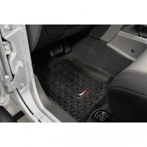 All Terrain Front Floor Liners 07-17 Jeep 2-Door/4-Door Wrangler