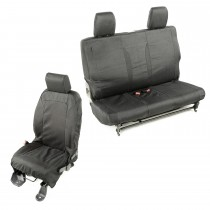 Elite Ballistic Seat Cover Set 07-10 JK 2 Door