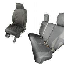 Elite Ballistic Seat Cover Set 07-10 JKU 4 Door