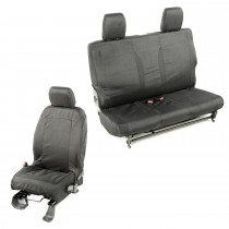 Elite Ballistic Seat Cover Set 11-16 JK 2 Door