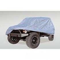 Car Cover 07-17 Jeep 2-Door Wrangler (JK)