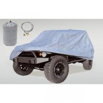 Car Cover Kit 07-17 Jeep Wrangler (JK)