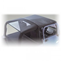 Mesh Roll Bar Top 07-09 Jeep JK Wrangler Unlimiteds