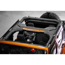 Roll Bar Cover Polyester 07-17 Jeep Wrangler Unlimited (JK)