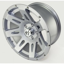 Aluminum Wheel Silver 17 Inch X 9 Inches 5 X 5-Inch Bolt Pattern