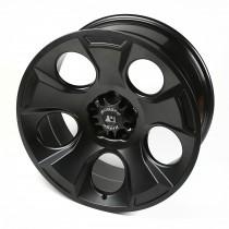 Drakon Wheel, 20x9, Black Satin