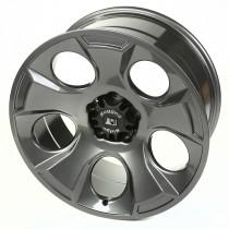 Drakon Wheel, 20x9, Gun Metal