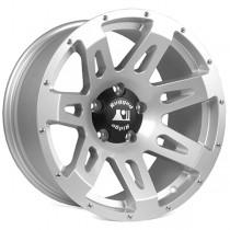 Aluminum Wheel Silver 18x9 07-17 Jeep Wrangler (JK)