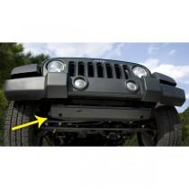 Steering Component Skid Plate 07-17 Jeep Wrangler (JK)