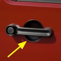 Door Handle Recess Guards 07-17 Wrangler Unlimited JK