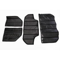 Hardtop Insulation Kit 4-Door 07-10 Jeep Wrangler JK