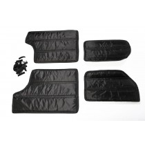 Hardtop Insulation Kit 2-Door 11-17 Jeep Wrangler JK