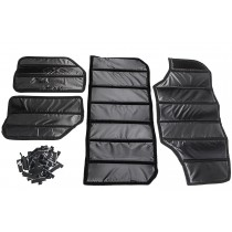 Hardtop Insulation Kit 4-Door 11-17 Jeep Wrangler JK