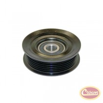 Idler Pulley with 3.8L engine & without A/C