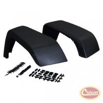 Fender Flare Kit (Front - Black)