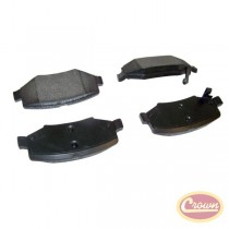 Brake Pad Set (Rear)