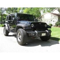 2007 - 2014 Jeep JK Lifestyle Winch Bumper w/ No Grill Guard Bare