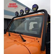 Jeep Wrangler Front light bar