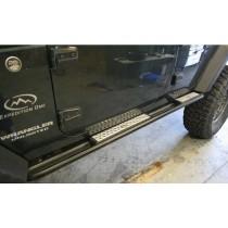 Jeep JK Wrangler Rocker Guards