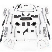 1.5 Inch  Radius Long Arm Lift Kit with Mono Tube Shocks