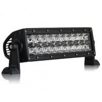 "10"" E Series LED Light Bar Flood Pattern"