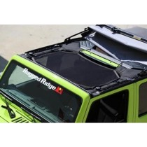 ECLIPSE SUN SHADE BLACK 07-15 JEEP WRANGLER JK